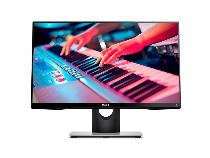 DELL S2318H 23-inch Screen IPS LED-Lit Monitor